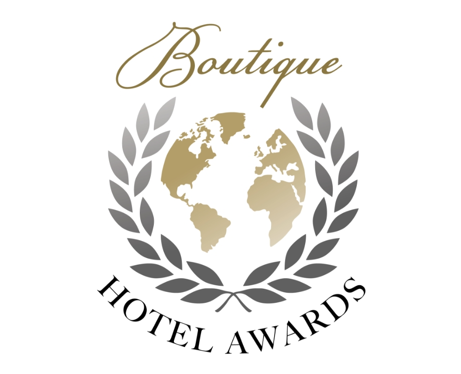 Boutique hotel of the year award - 2012.