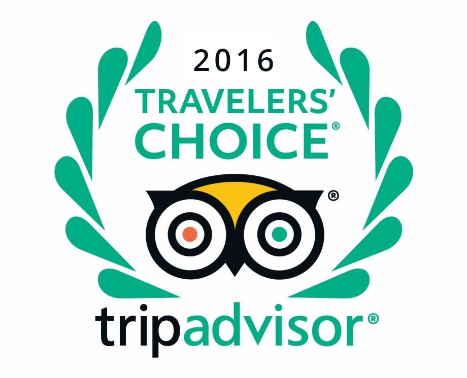 Trip Advisor Reward 2016