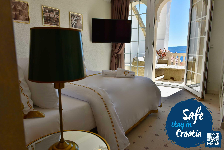Safe Stay in Croatia in Villa Giardino